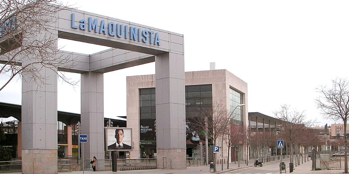 Centro comercial la maquinista barcelona espa a mck - Centro comercial maquinista barcelona ...